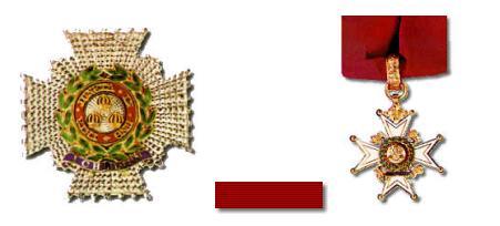 Algunas condecoraciones de Baden Powell Imagen005