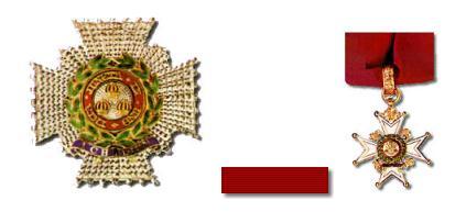 Algunas condecoraciones de Baden Powell Imagen007
