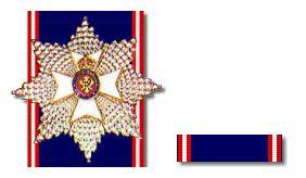 Algunas condecoraciones de Baden Powell Imagen011